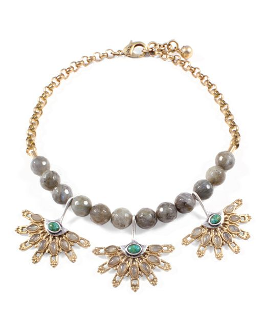 Lulu Frost - Multicolor Majorelle Necklace - Lyst