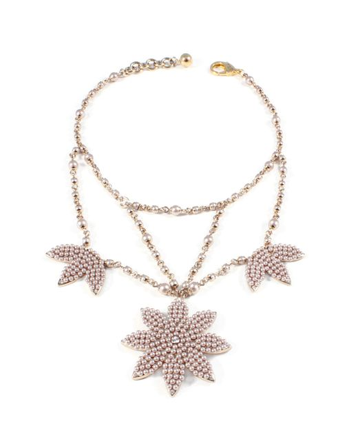 Lulu Frost - Metallic Tuileries Necklace - Lyst