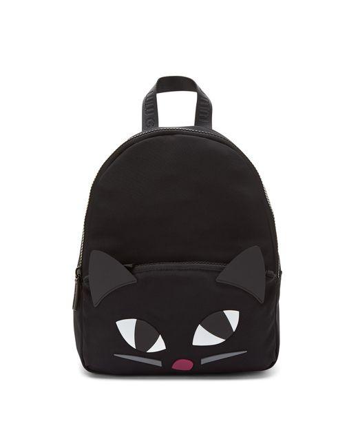 Lulu Guinness Black Cat Kooky