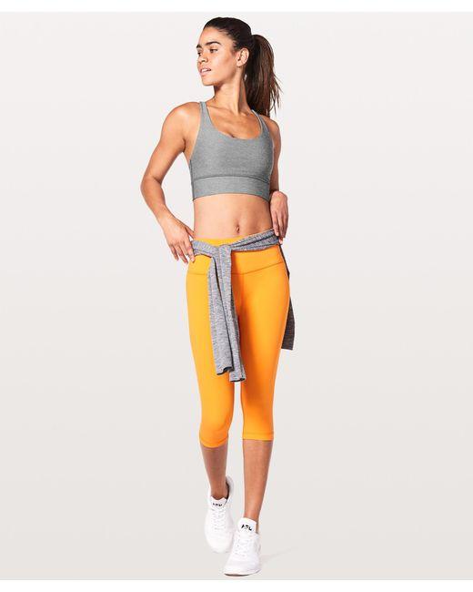 lululemon athletica - Multicolor Energy Bra - Lyst