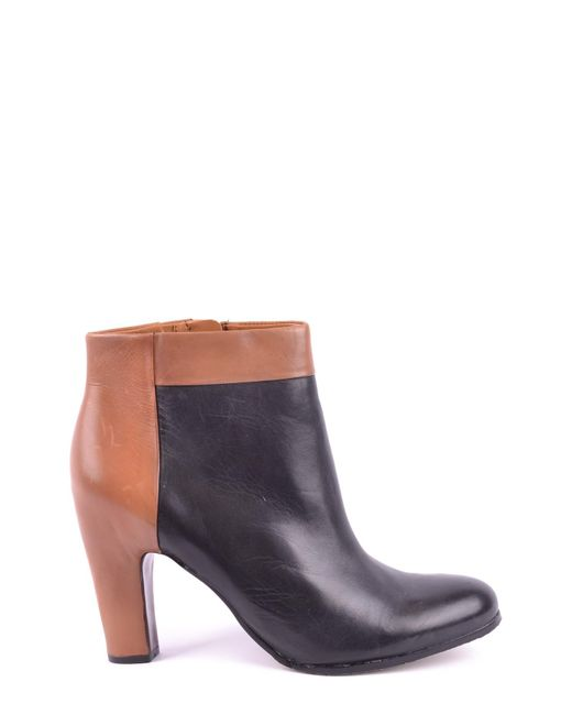 Sam Edelman - Black Sam Edelman Ankle boots - Lyst