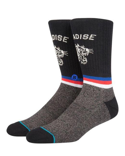 Stance - Multicolor Tiger Eye Cotton Blend Socks for Men - Lyst