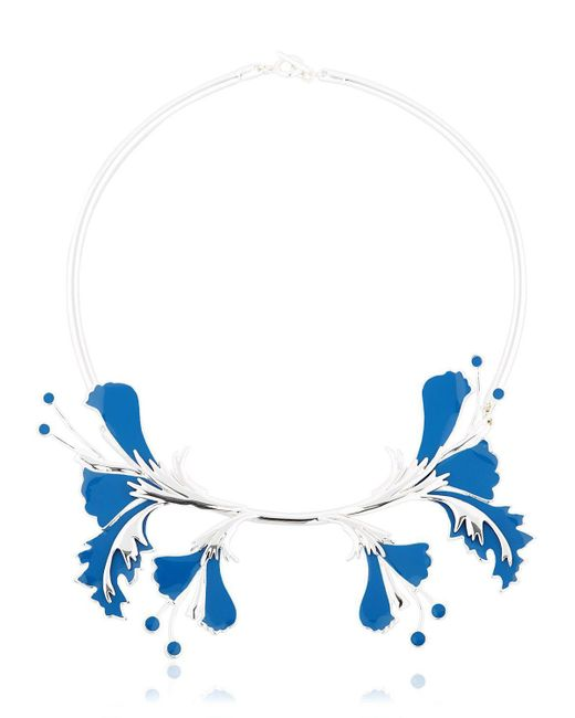 EK Thongprasert - Metallic Metal Flower Necklace - Lyst