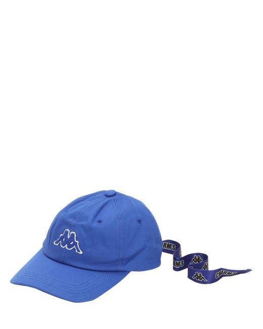 Charms - Blue Kappa Baseball Hat W/ Logo Ribbon - Lyst