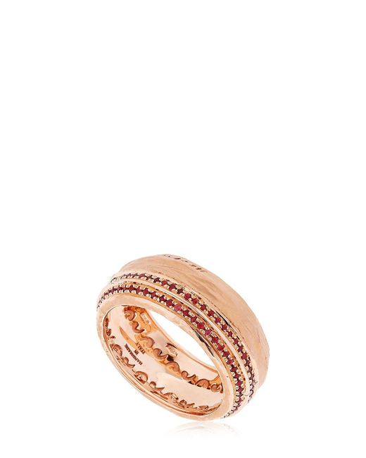 MARCO DAL MASO - Multicolor The Other Half Ring for Men - Lyst