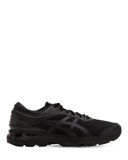 Asics - Black Gel Kayano 25 Sneakers for Men - Lyst