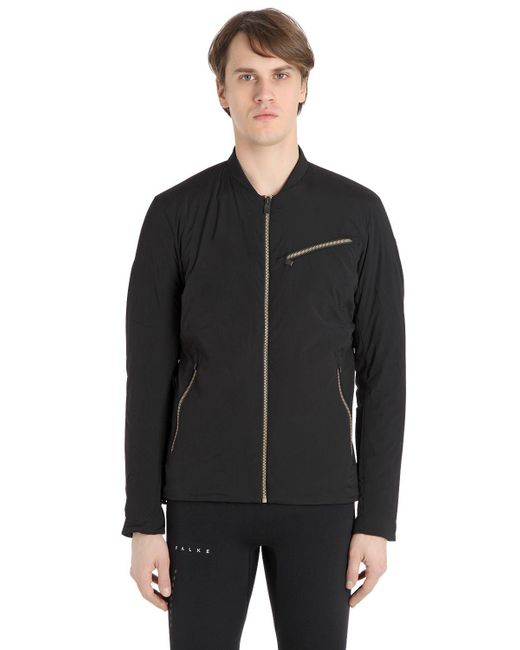 Peak Performance - Black Milan Stretch Nylon Ski Jacket for Men - Lyst