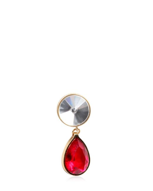 DSquared² | Multicolor Magnetic Jewel Mono Earring | Lyst