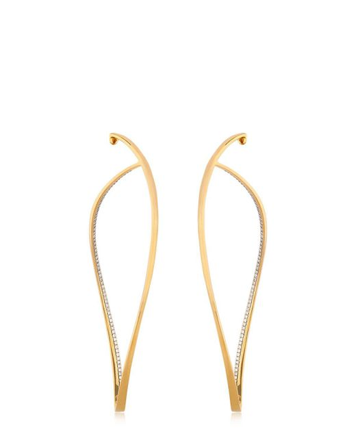 Antonini - Metallic Siracusa Earrings - Lyst