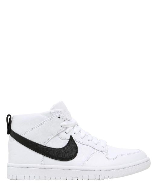 Nike - White Lab Dunk Lux Chukka X Rt Sneakers - Lyst