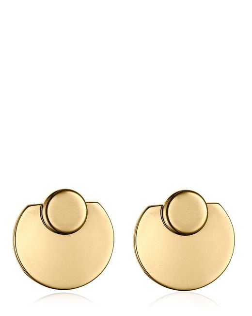 Vita Fede - Metallic Moneta Full Earrings - Lyst