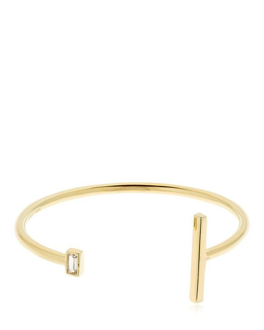 Elizabeth and James | Metallic Stella Cuff | Lyst