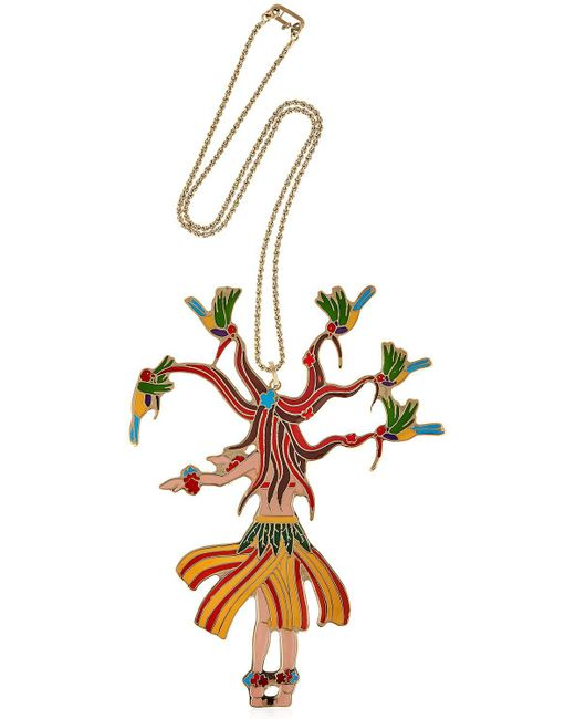 CORDIEN | Multicolor La Hawaiana Necklace | Lyst