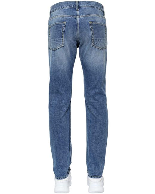 Professional Cheap Price Sale Extremely 18CM DESTROYED JAPANESE DENIM JEANS Fashionable Online Choice Cheap Online The Best Store To Get lPVHfyCid