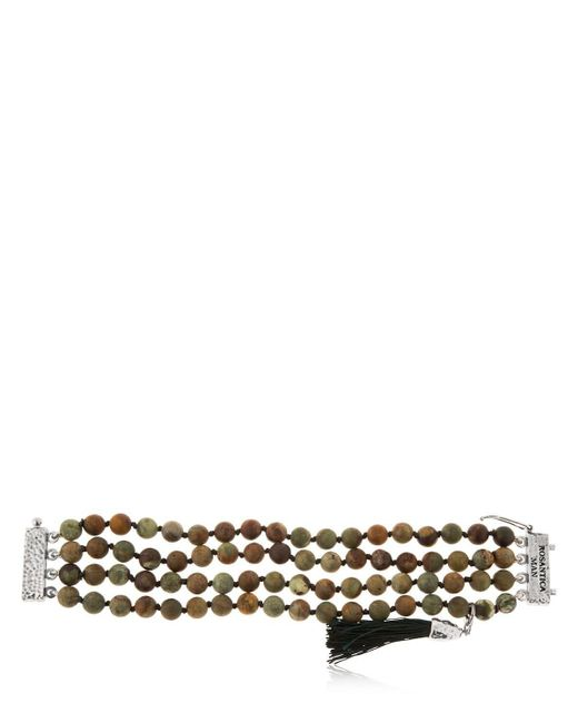 "Rosantica - Multicolor Armband ""falco"" for Men - Lyst"