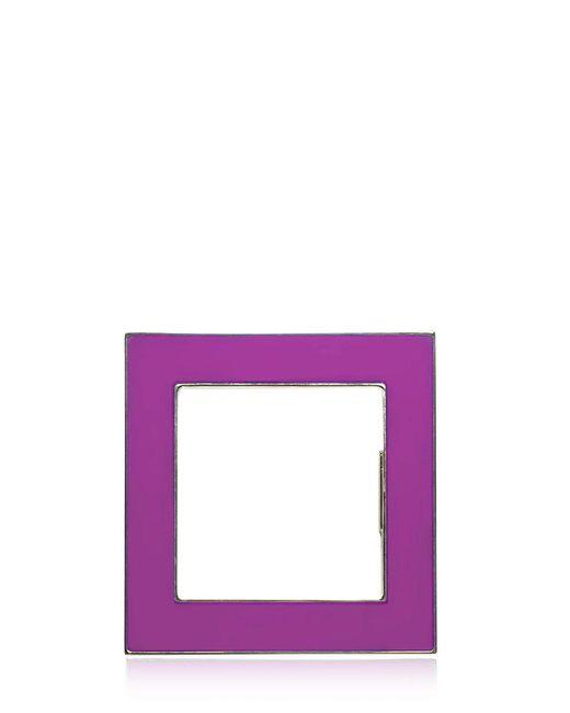 Sylvio Giardina   Purple Seven 7 Square Bracelet   Lyst