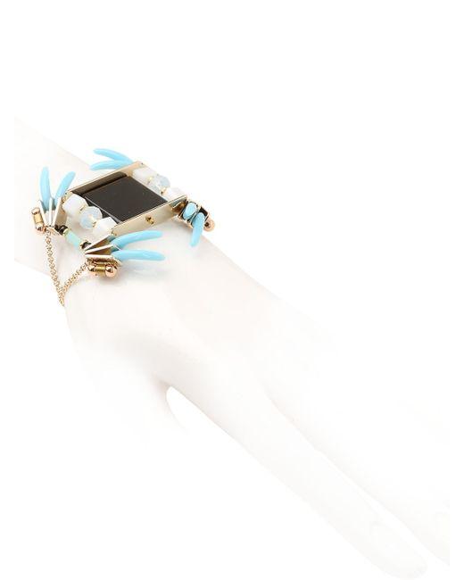 Scho | Black Rio Bracelet | Lyst