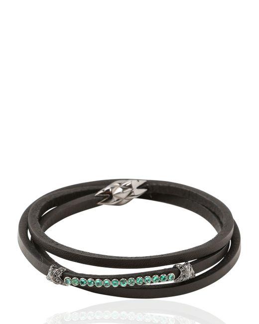 Tomasz Donocik | Black Diamond Stars Bracelet | Lyst