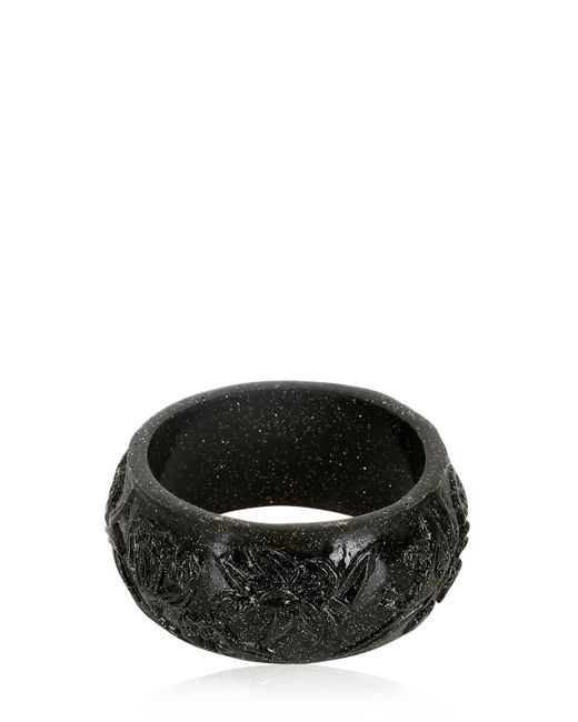 Mariah Rovery | Black Pulseira Flores Bracelet | Lyst