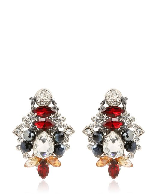Assad Mounser | Red Aludra Earring | Lyst