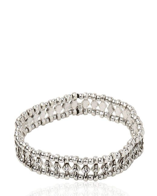 Philippe Audibert | Metallic Phil Bracelet | Lyst