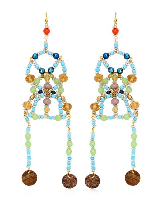 Anita Quansah London | Multicolor Sia Earrings | Lyst
