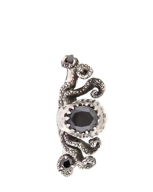 KD2024 | Metallic Octopus Ring | Lyst