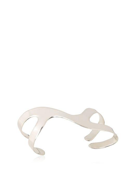 Maxime Llorens | Metallic Kinesis Right Hand Bracelet | Lyst