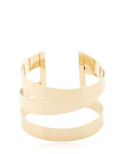 Isabel Marant | Metallic Bausch Ballerina Bracelet | Lyst