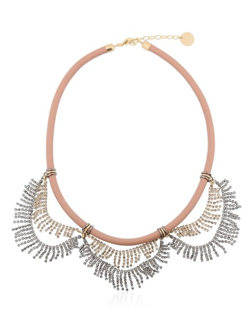 Anton Heunis | Pink The Roaring Twenties Necklace | Lyst