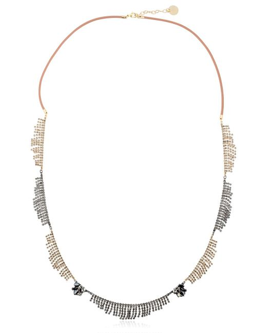 Anton Heunis | Metallic The Roaring Twenties Necklace | Lyst