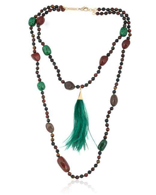 Rosantica | Green Bosco Necklace | Lyst