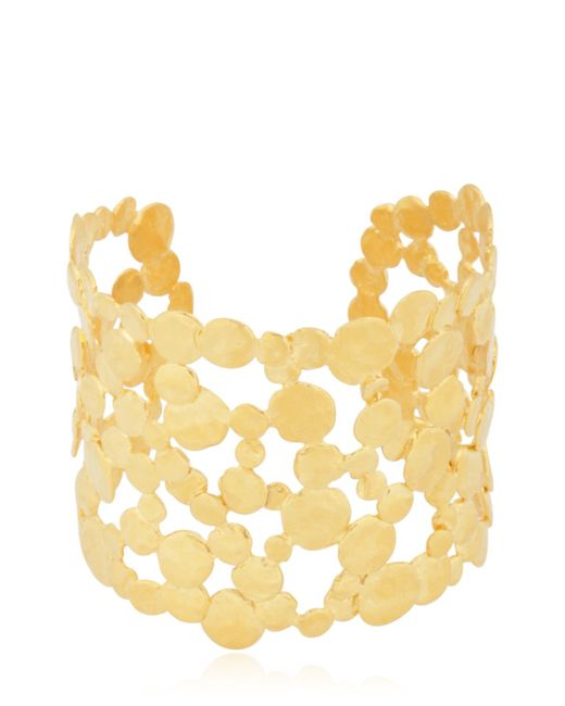 Herve Van Der Straeten | Metallic Pepite Bracelet | Lyst