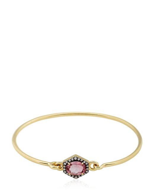 Jemma Wynne | Pink Privè Bracelet | Lyst