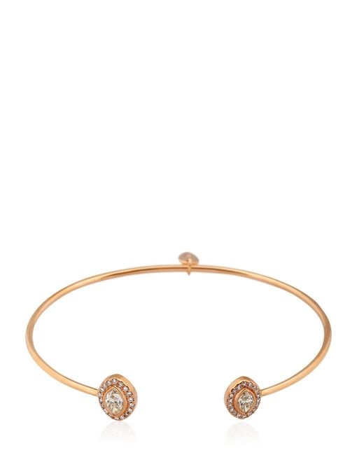 Jemma Wynne | Pink Limited Edition Marquis Bracelet | Lyst