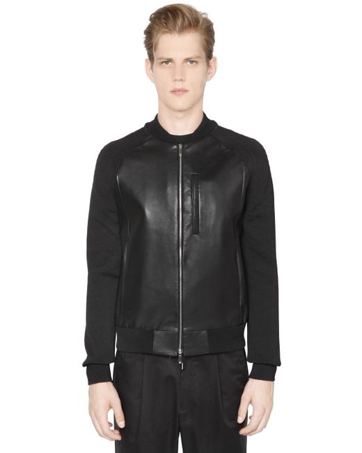 Shop sweater with leather sleeves at techclux.gq Free Shipping and Free Returns for Loyallists or Any Order Over $!