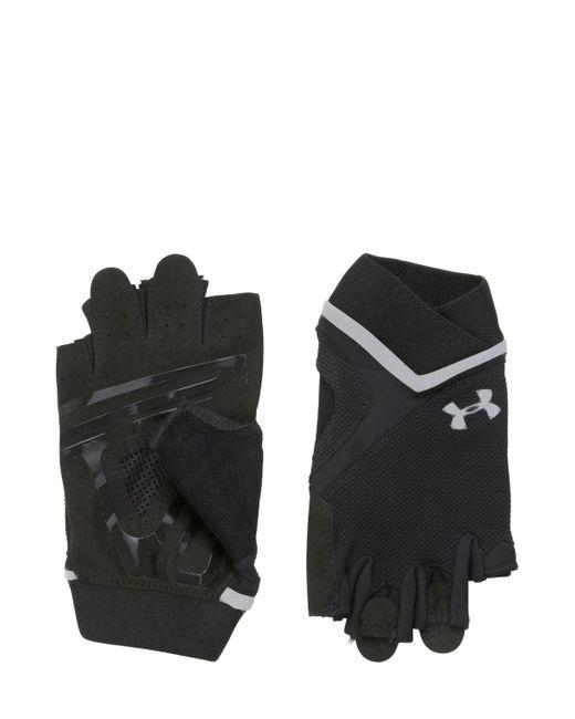 Under Armour | Black Ua Resistor Glove for Men | Lyst