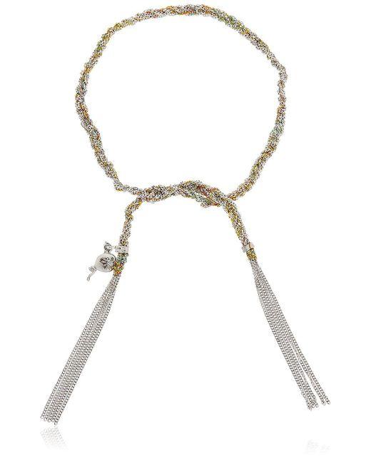 Carolina Bucci | Metallic Lucky Celebration Gold Bracelet | Lyst