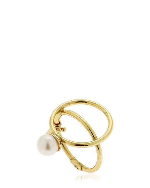 Maria Francesca Pepe | Metallic The Rebirth Ring | Lyst