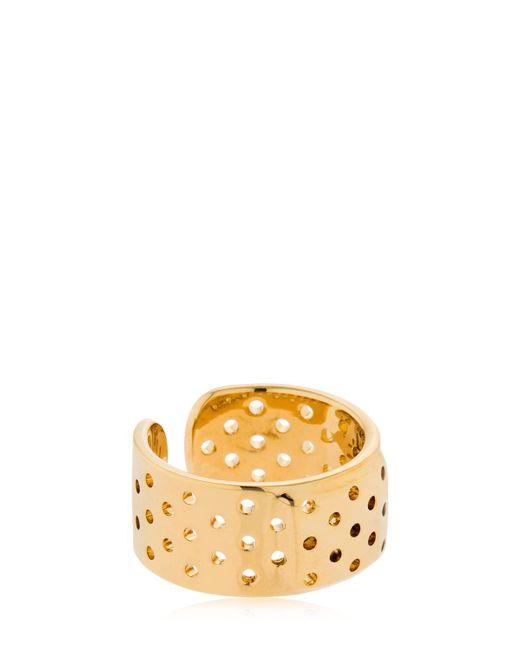 Schield - Metallic Plaster Ring - Lyst