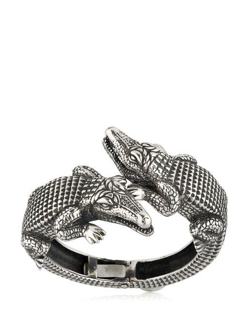 Cantini Mc Firenze   Metallic Kokko Twins Antique Finish Bracelet for Men   Lyst