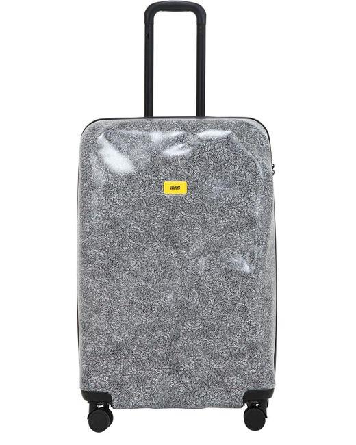 Crash Baggage | Black 100l 4-wheel Spinner Trolley | Lyst