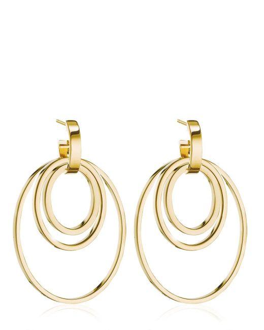 Vita Fede - Metallic Cassio Ring Pendants Earrings - Lyst