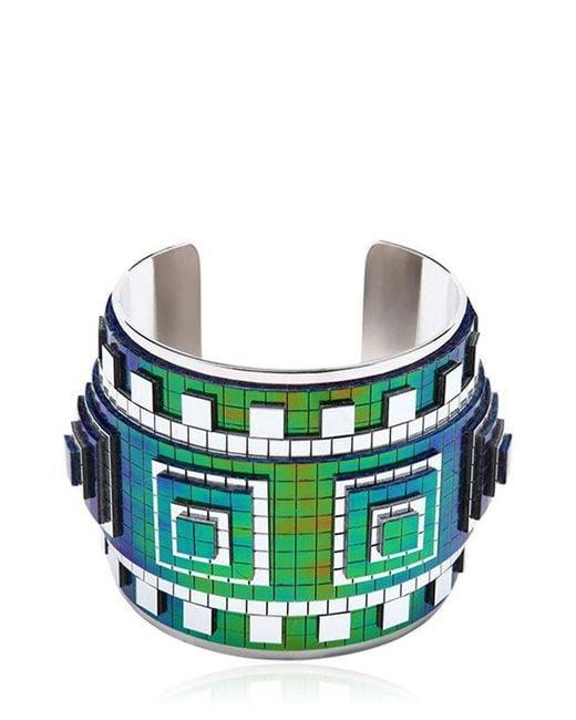 Hirschell | Metallic Dragon Cuff Bracelet | Lyst