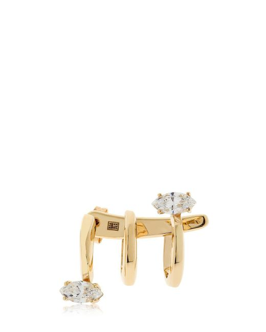 Bea Bongiasca - Metallic Gloriosa Lily Glory Gold Mono Earring - Lyst