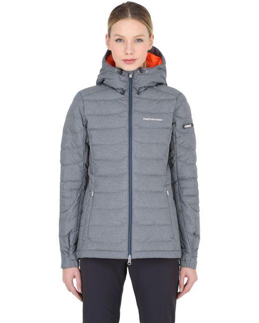 Peak Performance | Gray Blackburn Ski Jacket | Lyst