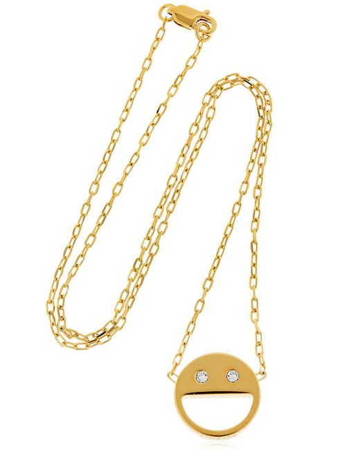 Vita Fede - Metallic Sorriso Chain Necklace - Lyst
