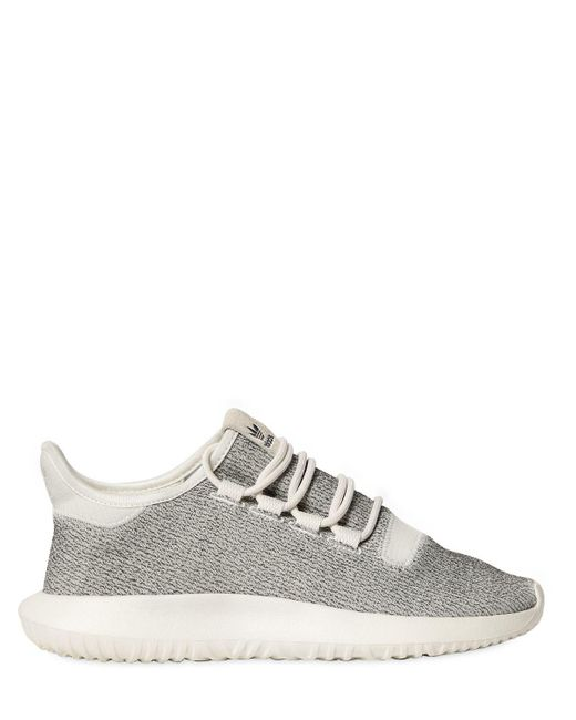 Adidas Originals - White Tubular Shadow Sneakers - Lyst