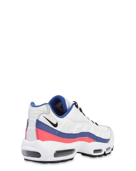 5f88684a53 ... Nike - Blue Air Max 95 Essential Sneakers for Men - Lyst ...