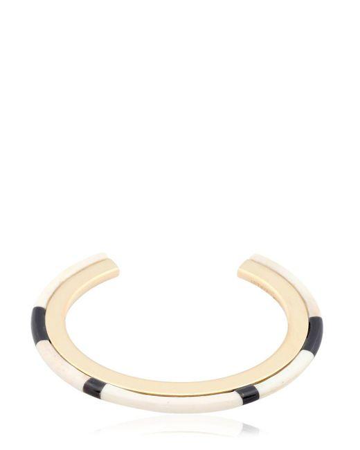 Isabel Marant | Metallic Tcheky Bracelet | Lyst